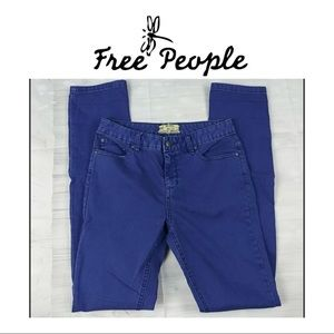 Free people Jeans Straight leg size 25